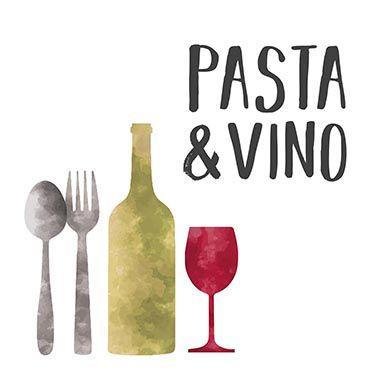 Serviette Pasto & Vino