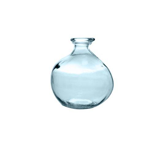 Glasgefäß Fire klein powder blue
