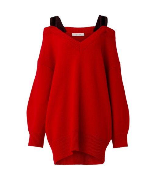 Dorothee Schumacher - Oversized Pullover mit Schulterdetails