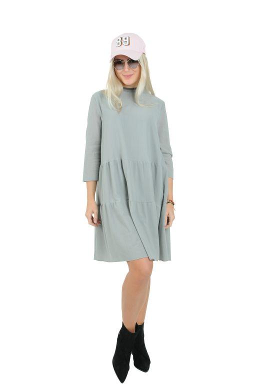 Fabiana Filippi - Kleid mit lockerem Schnitt