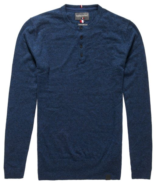 Superdry - Herren Orange Label Grandad indigo grindle