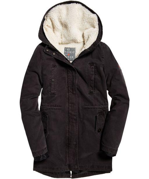 Superdry - Rookie Sherpa Multi Jacket