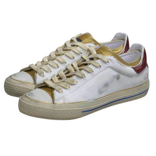 Hidnander - Starless Sneaker mit goldenen Details