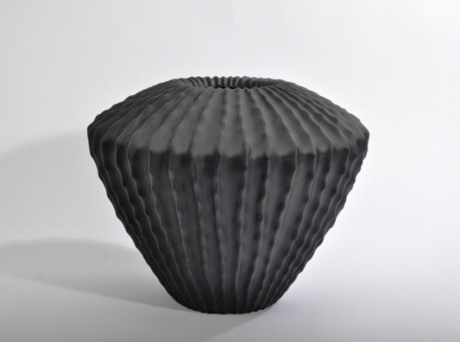 Spiller Keramik - Hochkübel Cariso antra 55 cm