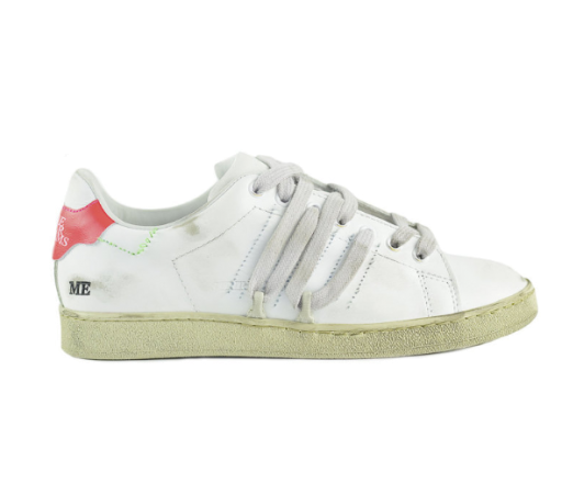 Hidnander - Sneaker mit äußeren Schnürsenkel Details