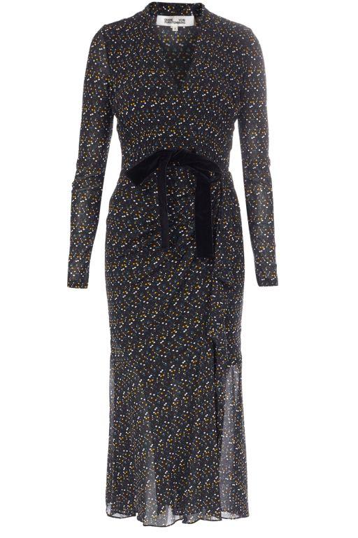 Diane von Furstenberg - Kleid im Bohemian Look