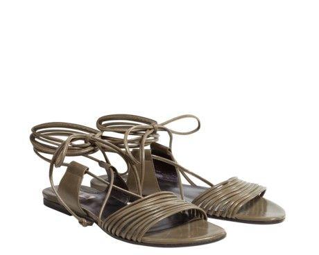 Dorothee Schumacher - Colourful Hybrid Sandale zum schnüren