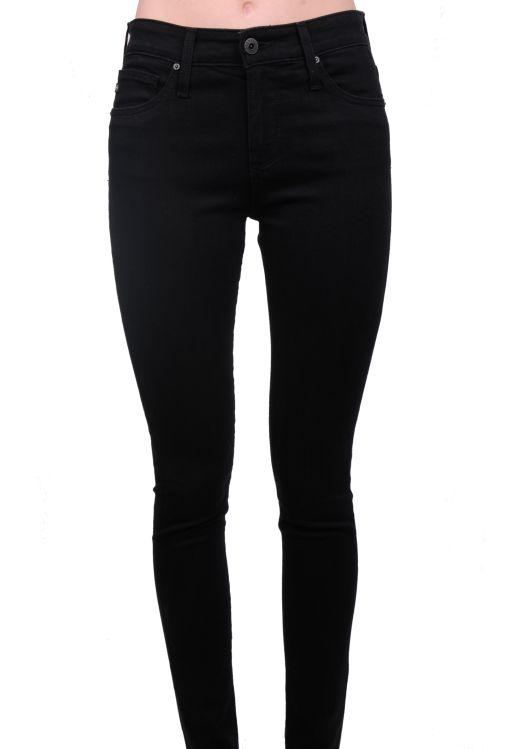 AG Jeans - The Farrah Skinny schwarz