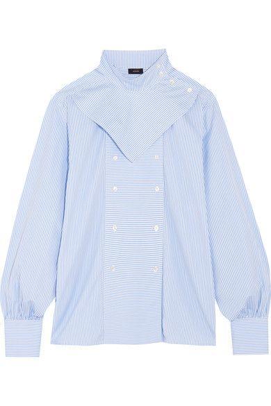 Joseph - Bix Retro Stripe Hemd