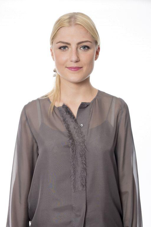 Dorothee Schumacher - Furry Lightness Bluse langarm