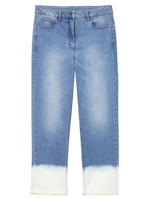 Luisa Cerano - Jeans in Batik Design