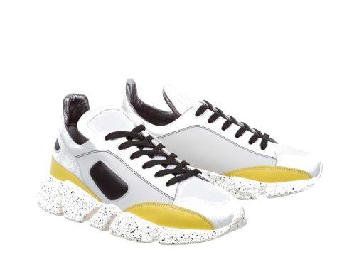 Dorothee Schumacher - Sneaker neon-gelb