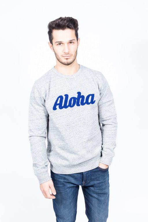 "Hartford - Herren Sweatshirt Pullover ""Aloha"""