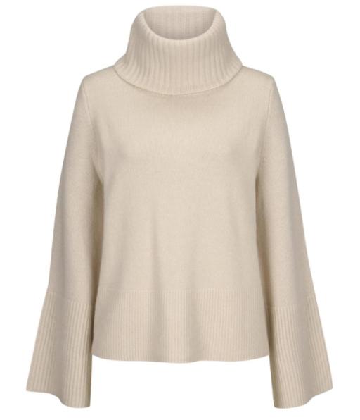 Dorothee Schumacher - Pullover mit weiten Ärmeln