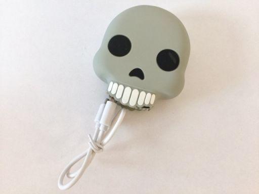 MO Emojy Power Bank Skull