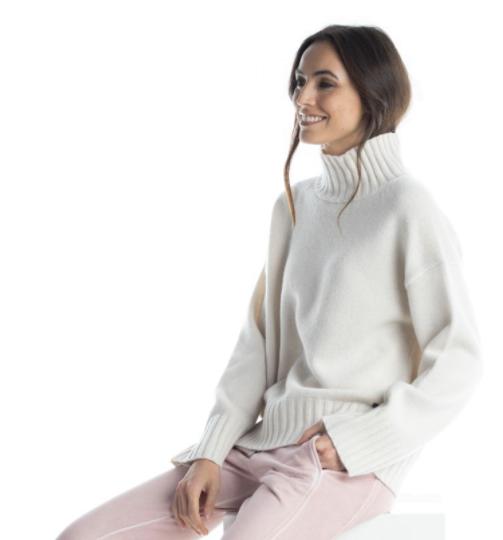 Better Rich - Pullover mit Stehkragen