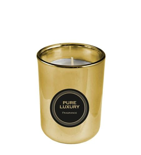 Duftkerze Pure Luxury gold