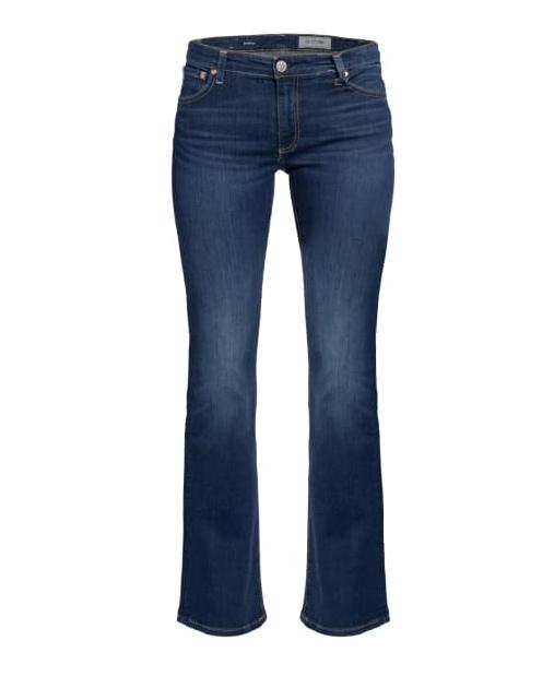 AG Jeans - Bootcut mittelblau