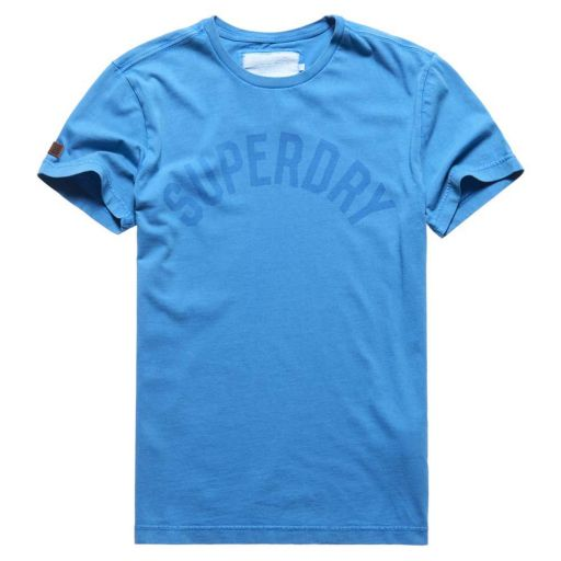 Superdry - Herren Solo Sport S/S new blue