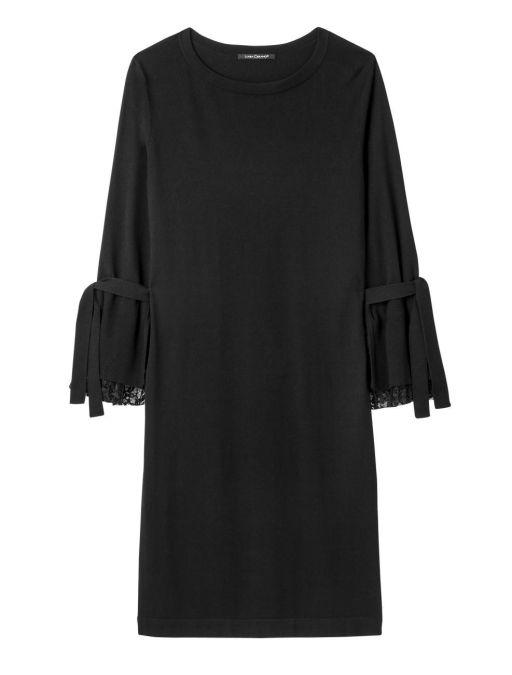 Luisa Cerano - Kleid mit Spitze