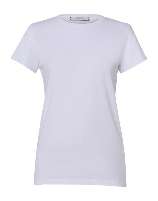 Dorothee Schumacher - Basic T-Shirt weiß