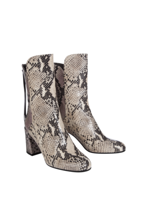 Dorothee Schumacher - Patched Perfection Snake Stiefelette