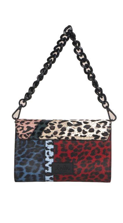 lala Berlin - Chain Bag Leo Patch