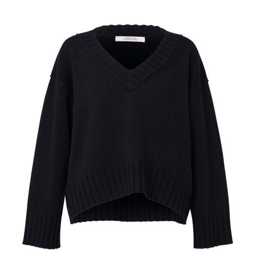 Dorothee Schumacher - Pullover V-Neck black