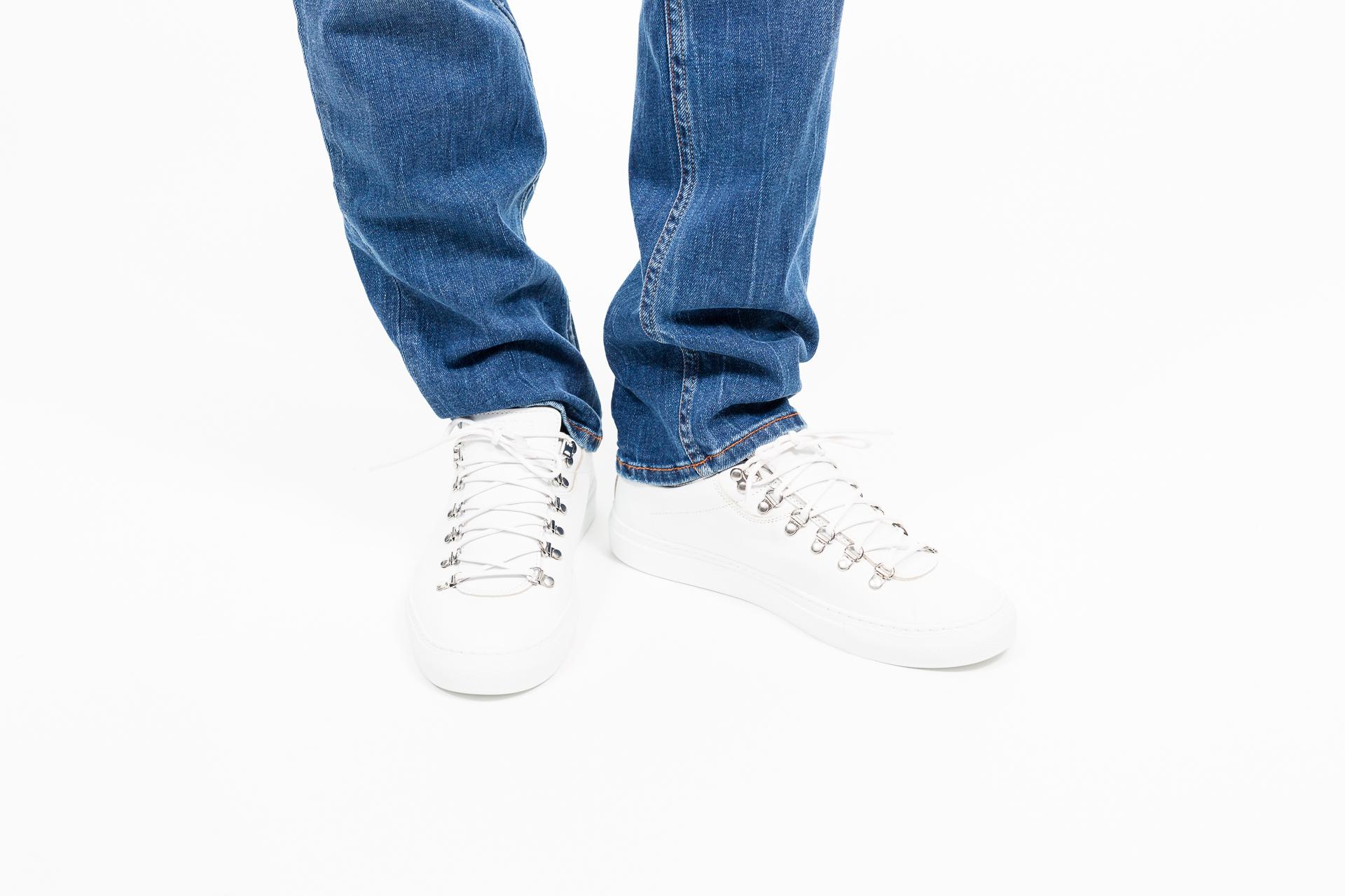 Diemme - Herren Sneaker mit Ösenschnürung weiß   Schuhe   Herrenmode ... 61cae19244
