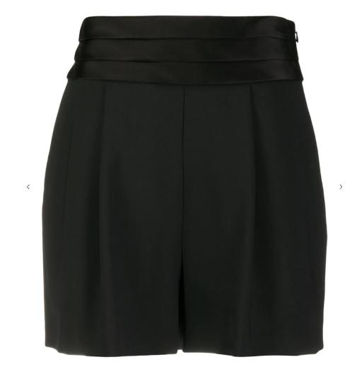 Diane von Furstenberg - Shorts mit Bundfalte