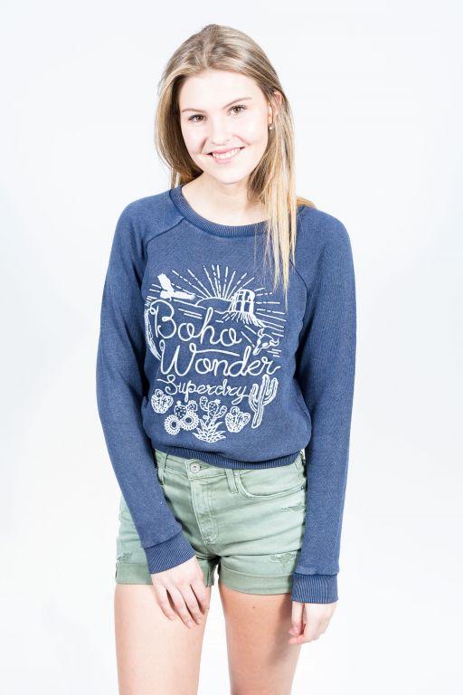 Superdry - Appliqué Sweatshirt