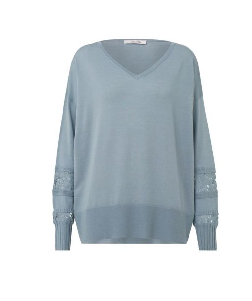 Dorothee Schumacher - Lace Embrace Pullover