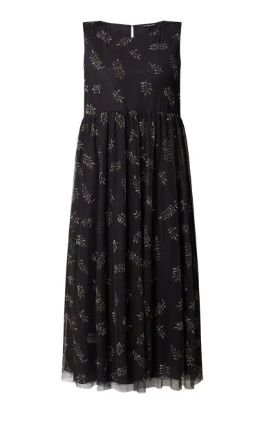 Luisa Cerano - Kleid aus Tüllgewebe