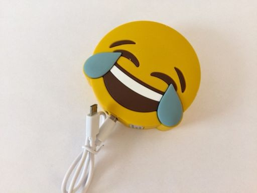 MO Emojy Power Bank Joy
