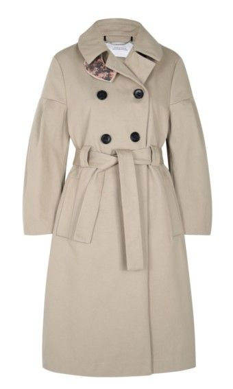 Dorothee Schumacher - Dreamy Natural Coat Sleeve