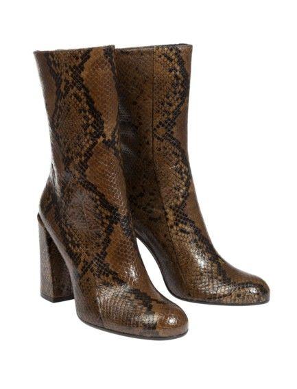 Dorothee Schumacher - Exotic Allure Chunky Heel Boot